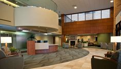 Minnesota Medical Building Interior Design | MN Healthcare Designers | Medical Architecture | LHB