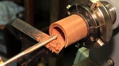Wood Turning - Beginners Guide #2 - A Lidded Box