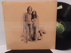 JOHN LENNON AND YOKO ONO unfinished music no.1: two virgins, 613012 - ROCK, PSYCH, PROG, POP, SHOE GAZING, BEAT Vinyl Record Shop, Vinyl Records, John Lennon And Yoko, Yoko Ono, Psych, Shoe, Rock, Music, Musica