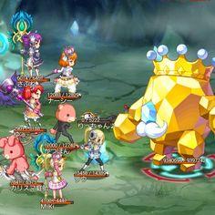 ♡ 最近はまってるゲーム ٩(ˊωˋ*)و オンライン楽しすぎるー♥ * #剣と魔法のログレス#スマホゲーム#ゲーム