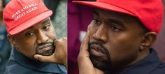 Kanye West has conceded defeat in the US presidential election after getting only 57,000 votes in 12 states, but vowed to run again in 2024. The Billionaire rapper took to Twitter to share a photo of himself posing in front of an electoral map and wrote: 'WELP KANYE 2024.' Self Described, Running For President, Presidential Election, Billionaire, Kanye West, Vows, Celebrity News, Gossip, Rapper