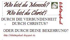 bibeltagebuch: Wie man   ~ den Weg ~   gehen kann!