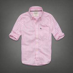 Mens Mountain Pond Shirt | Hombres Camisas | Abercrombie.com