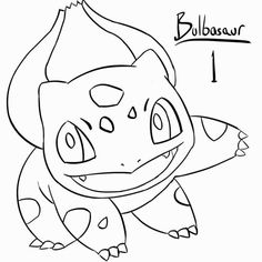 best easy pokemon bulbasaur coloring book drawing for kids boys Easy Pokemon Drawings, Pikachu Drawing, Cute Cartoon Drawings, Easy Drawings, Easy Pokemon To Draw, Pokemon Coloring Sheets, Pikachu Coloring Page, Monster Coloring Pages, Printable Flower Coloring Pages