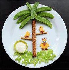 Play with food #GaleriAkal Untuk berbagi ide dan kreasi seru si Kecil lainnya, yuk kunjungi website Galeri Akal di www.galeriakal.com Mam!