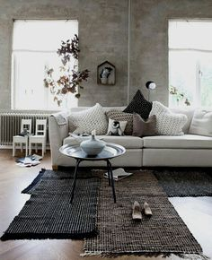 http://vintageindustrialstyle.com/ 50 shades of grey inspired decoration for your house