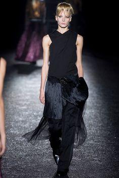 Haider Ackermann - Spring/Summer 2014 Paris Fashion Week
