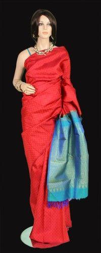 A001i29F - Kanjeevaram Sarees
