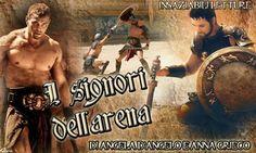 """""""I SIGNORI DELL'ARENA"""" di Angela D'Angelo e Anna Grieco  SCHEDA SUL BLOG: http://insaziabililetture.blogspot.it/2014/03/i-signori-dellarena-di-angela-dangelo-e.html"""