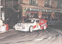 Ford Rs, Ford Escort, Rally, Cars, Vehicles, Autos, Car, Car, Automobile