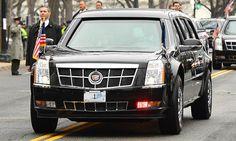 "Cadillac One: ""The Beast"""