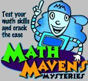 I love Math Mysteries and this site is great. It has audio and printable versions! Got to love Scholastics.... SMARTBOARD ready.