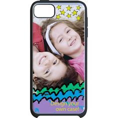 c5e8d56500d Best Buy  Griffin Technology Crayola Case Creator Kit for 5th-Generation  Apple® iPod® touch Clear GB35507