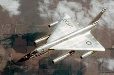 B-58 from above..perfect shot!