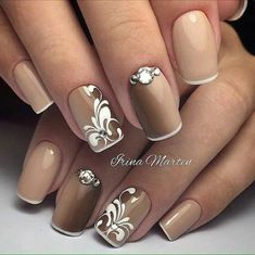 Pictures Of Nail Art Designs Collection super schn brautnagelkunst schne gelngel und nageldesign Pictures Of Nail Art Designs. Here is Pictures Of Nail Art Designs Collection for you. Pictures Of Nail Art Designs these chic nail art designs show h. Elegant Nail Designs, Beautiful Nail Designs, Nail Art Designs, Nails Design, Fabulous Nails, Gorgeous Nails, Pretty Nails, Fancy Nails, Pink Nails