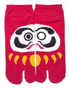 0327437b2 Kid-size Daruma Tabi. Tabi Socks ...