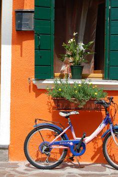Island of Burano, Venice, Italy