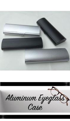 Aluminum Eyeglass Case #holiday