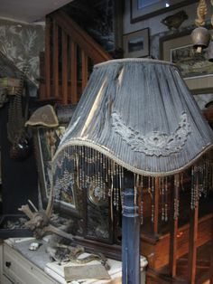 Deconstructed Lampshade Heaven!
