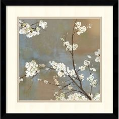 Found it at Wayfair - 'Odeto Spring I' by Asia Jensen Framed Painting Print