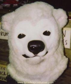 Animal Costume to Rent: Polar Bear