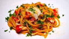 Blond Kitchen: Hummerispagetti parhaalle ystävälle