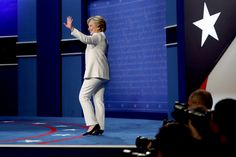 Pantsuit Nation, a 'Secret' Facebook Hub, Celebrates Clinton - The New York Times