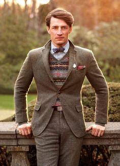 Ralph Lauren Polo Fall Winter 2012 — Gentleman's Gazette