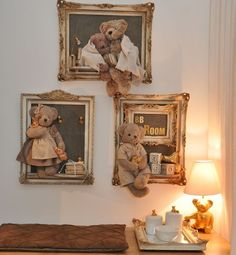 DIY Shelves: Tips Techniques Every Woodworker Should Kno – Modells. Baby Crafts, Diy And Crafts, Decoration Shabby, Deco Originale, Baby Room Decor, Kids Bedroom, Picture Frames, Diy Home Decor, Baby Shower