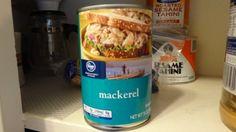 canned mackerel recipe