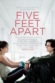 Cole Sprouse & Haley Lu Richardson's New 'Five Feet Apart' Trailer Shows Off Their Hospital Romance - Watch Now!: Photo The new trailer for Cole Sprouse and Haley Lu Richardson's film Five Feet Apart has arrived! The Riverdale actor and the Split actress… Sad Movies, Movies 2019, Hindi Movies, Movie Tv, Justin Baldoni, Claire Forlani, Haley Lu Richardson, Super Troopers, Film Disney