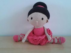 Danseuse au crochet