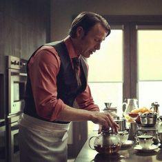 Mushroom tea, anyone? Dr Hannibal Lecter, Nbc Hannibal, Hannibal Funny, Mushroom Tea, Sir Anthony Hopkins, Francis Dolarhyde, I Need Love, Cool Uncle, Fun Cup
