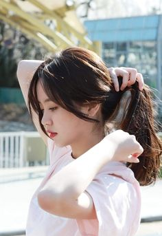 Kim so hyun photoshoots for fm 📷😘
