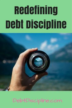 Photography Jobs Online - Redefining Debt Discipline - Debt Discipline - After almost four years of blogging its time to regroup and focus on our core message. via Debt Discipline Photography Jobs Online | Get Paid To Take Photos!