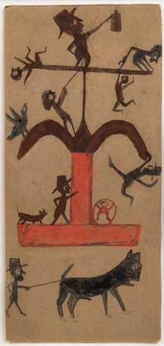 Traylor in Motion: Wonders from New York Collections | American Folk Art Museum
