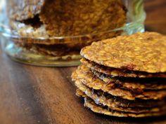 "Italian Sun-Dried Tomato Flax Cracker (nut-free) ""Nouveau Raw"""