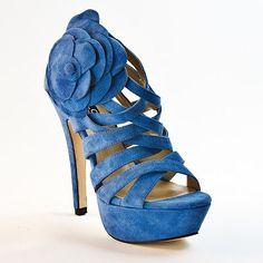 DOLCE by Mojo Moxy Bonfire Platform Dress Sandals