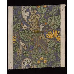 Cumberland Prints (Furnishing fabric) c.a. 1914 C.F.A Voysey