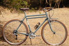 Rivendell Hillborne Country Bike - The Radavist