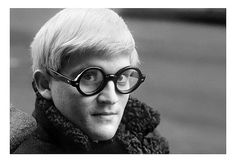 Hockney by Bown