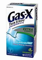 FREE Gas-X Thin Strips™ Sample **still available**