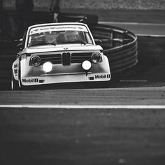 Race // BMW // Archives by between_the_white_lines http://ift.tt/1MRRk4S