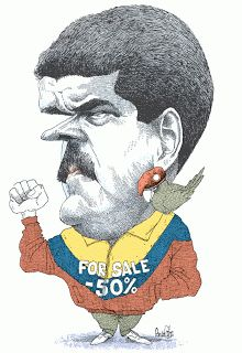 Nicolás Maduro - Pancho Cajas