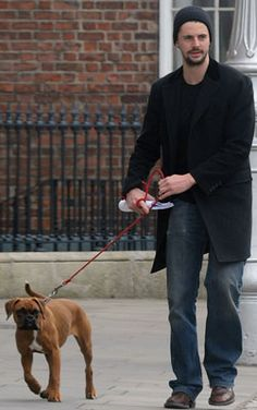 Photos-Watchmen-Star-Matthew-Goode-His-Boxer-Puppy-Dublin-Ireland.jpg 251×400 pixels