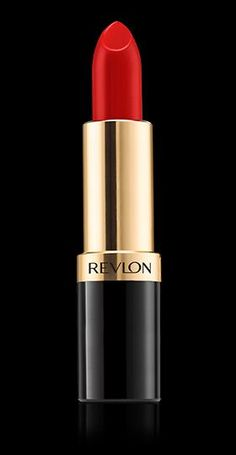 Revlon Super Lustrous™ Lipstick. LEGENDARY GLAMOUR. My Shade: REALLY RED.