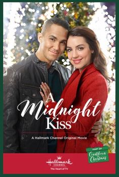 """Find video, photos and cast information for the Hallmark Channel original movie """"A Midnight Kiss"""" starring Carlos PenaVega and Adelaide Kane. Hallmark Channel, Películas Hallmark, Adelaide Kane, Carlos Pena Jr, Hallmark Christmas Movies, Hallmark Movies, Holiday Movies, Disney Christmas, Christmas 2019"""