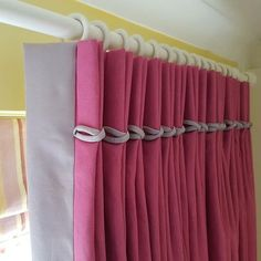 Beautiful details by Hampshire Curtain Makers.