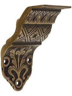 Best Victorian Solid Brass Handrail Bracket Handrail Brackets 400 x 300