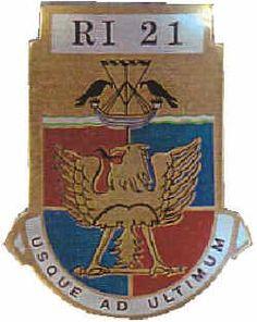 Regimento de Infantaria 21 ( Regimento de Infantaria de Nova Lisboa ) Angola Nova, Coasters, 21st, Lisbon, War, Coaster